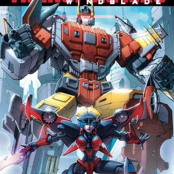 Blowing The Transformers Universe Wide Open &#8211 Combiner Wars Is An Epic Event From IDW This March