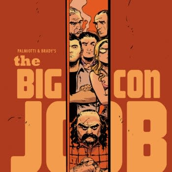 BOOM! Studios Release Comic Con Crime Caper, The Big Con Job In March
