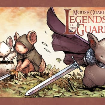 Mouse Guard Celebrates 10 Years With Skottie Young, Mark Buckingham, Dustin Nguyen, Becky Cloonan And More