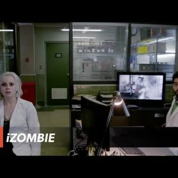 2 Clips From The CW's Upcoming iZombie