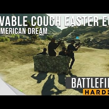 A Couch Is The Fastest Vehicle In Battlefield Hardline…No, Really