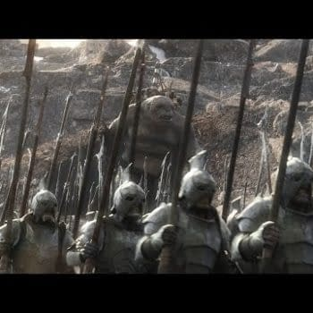 A Look At The Visual Effects For The Hobbit: The Battle Of The Five Armies