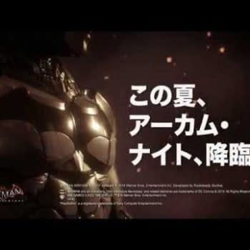 Arkham Knight Is Being Dubbed In Japanese For The First Time In The Series