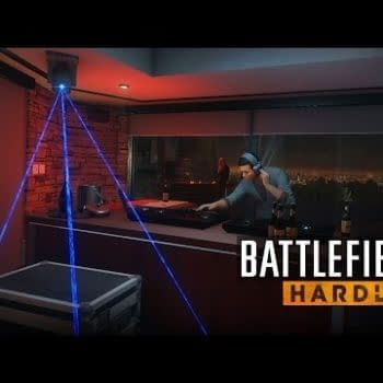 Battlefield Hardline Gets Meta As Criminals Play Dead Space In Campaign