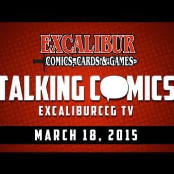 Talking Comics – Discussing This Week's Upcoming Titles From Chrononauts To Invisible Republic, Red One & More!
