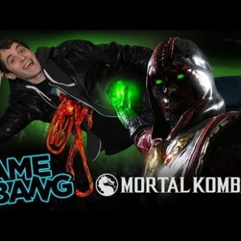 Say What?! This Ermac Fatality From Mortal Kombat X Is Pretty Grizzly