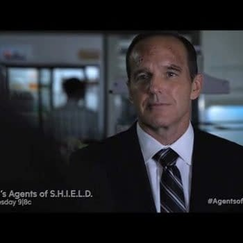 Things Are Heating Up Among The Agents Of SHIELD