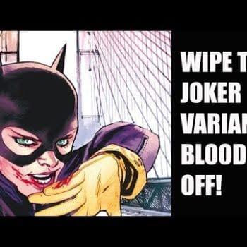A Comic Show – Chrononauts Fixed June's Batgirl Cover!