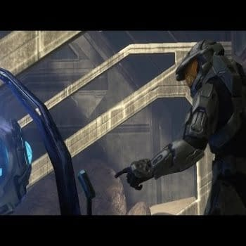 Watch These Unseen Halo 3 Cutscenes Found On The Disc