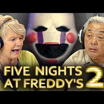 Older People (Barely) React To Five Nights At Freddys 2