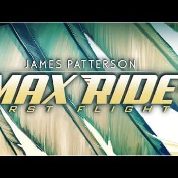 James Patterson and Marguerite Bennett Talk Max Ride: First Flight