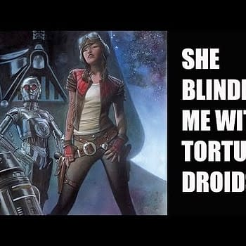 A Comic Show &#8211 Vaders Aphra Is Truly Outrageous