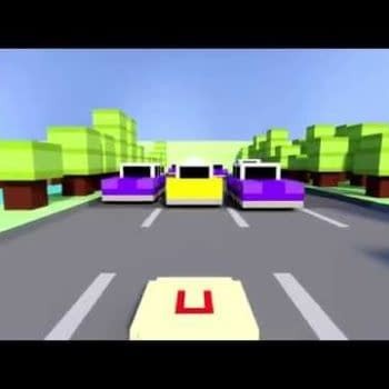 Ever Wonder What Crossy Roads Looks Like In First Person?