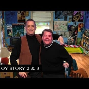 Tom Hanks Reenacts All His Films In Six Minutes On The Late, Late Show