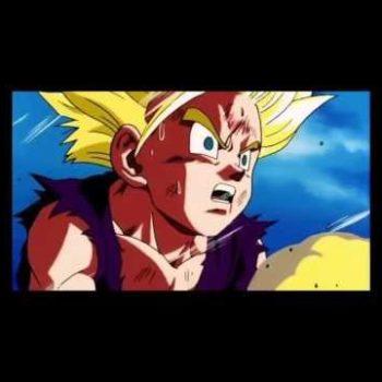 Watch Dragon Ball Z's Goku Gives Gohan The Rocky VI Speech