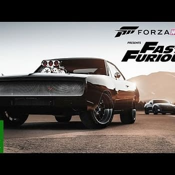 The Forza Horizon 2: Fast And Furious DLC Is Now Out For Free