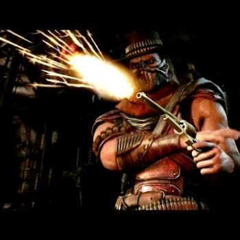 Mortal Kombat X's Cowboy In Residence Gets A Trailer
