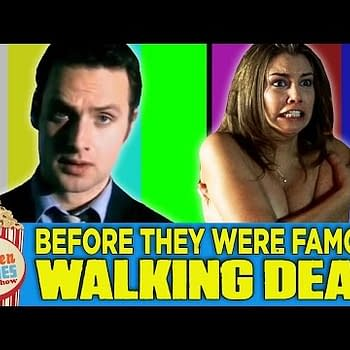 The Walking Dead &#8211 Before They Were Famous