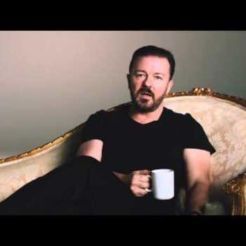 Ricky Gervais' Ad For Australian Netflix Is Brilliant