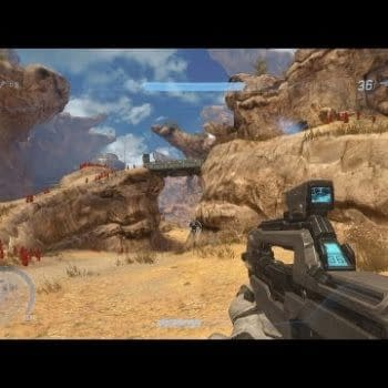 Check Out This Gameplay Footage From Halo: Online