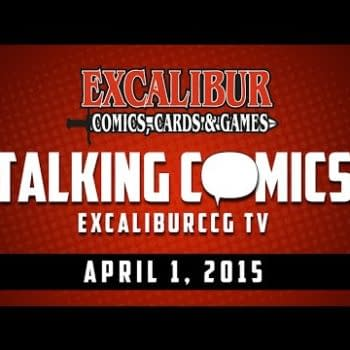 Talking Comics – Discussing This Week's Upcoming Titles From Convergence #0, To Kanan #1, Inhumans #0, No Mercy #1 & More!