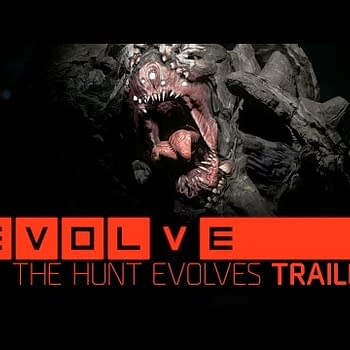 Evolve Gets New Monster And Hunters Today