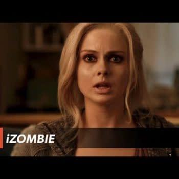 Two's Company, Three's A Horde – Rob Thomas Talks iZombie