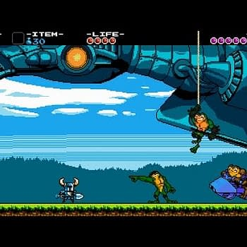 Battletoads Coming To Xbox One Version Of Shovel Knight