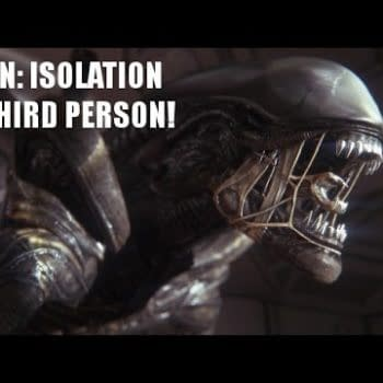 Alien: Isolation At One Point Was A Third Person Game