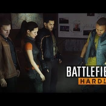 Battlefield Hardline Is Really Trying To Sell This Cop Show Dynamic