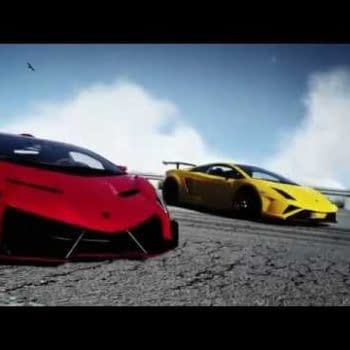 Lamborghinis Are Coming To Drive Club This Month In New DLC