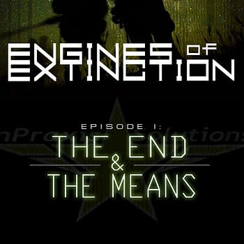 Preview The Reader-Inclusive Engines Of Extinction Set In A Clandestine Arms Race