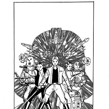 John Cassaday Leaves Star Wars After Issue 6
