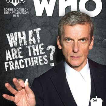 Who Are The Fractures? The Twelfth Doctor Wants To Find Out