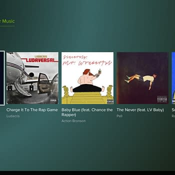 Spotify App Launches &#8211 And Is Exclusive &#8211 On PlayStation Platforms