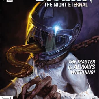 'Let Us Feast On The Divine Power' – Preview The Strain: The Night Eternal #7 From Dark Horse