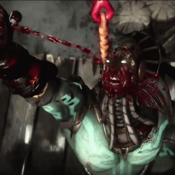 Mortal Kombat X Creator Reflects On Violence In His Games