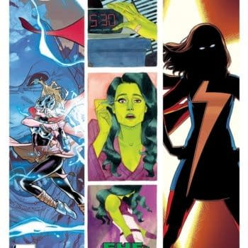 Marvel Collects Female Focused Titles As The Bi-Monthly A-Force Presents
