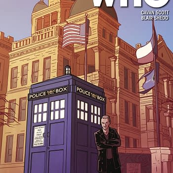 Cover Variance: Doctor Who, Walking Dead, Howard The Duck, Wayward And John Tyler Christopher