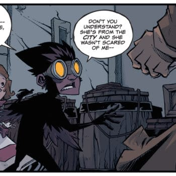 Betrayal, Action, Emotion: Poe Comes Into His Own In Feathers #3