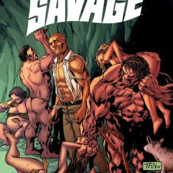 First Look Inside Altered States: Doc Savage