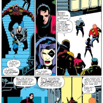 From Strip To Script – Pre-Hellboy Mike Mignola In X-Force Issue #8