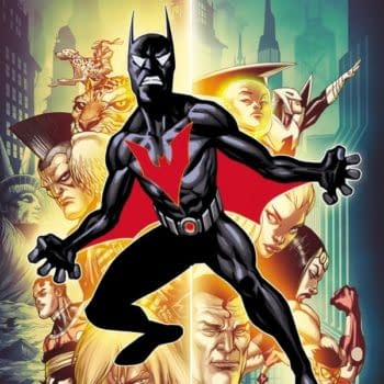 Batman Beyond Gets A New Batman As Well – And DC Gets A New Official Future