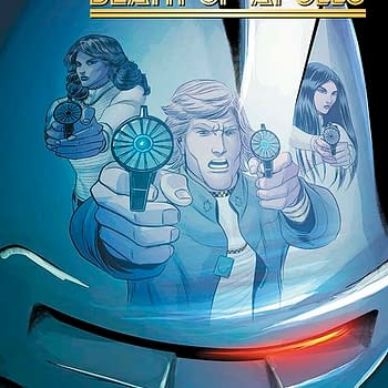 Its Such A Big Story One That Invisible In Continuity &#8211 Dan Abnett On Battlestar Galactica: Death Of Apollo