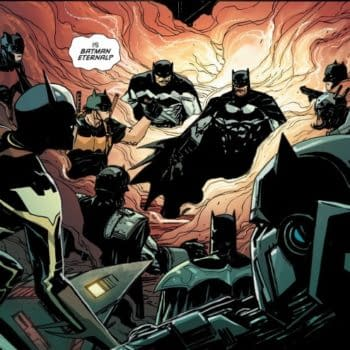 Batman Eternal's Final Issue Increases In Size By 140%, In Price By 33%