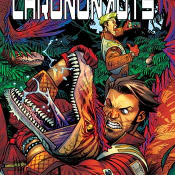 Universal Pictures Options Millar And Murphy's Chrononauts