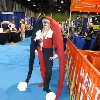 Highlights From Long Beach Comic Expo: Comic Creators, Animation And Cosplay