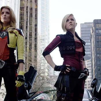 First Look At Electra Woman And Dyna Girl