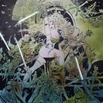 In The Wizard's Den With Frank Thorne