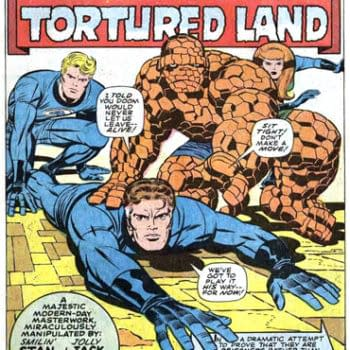 So… What Could The New Fantastic Four Comic Be Like?